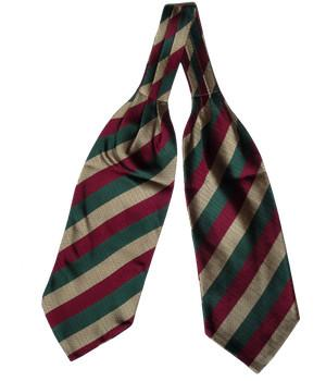 Mercian Regiment Silk Non Crease Cravat