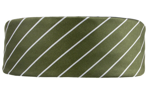 The Green Howards Silk Cummerbund