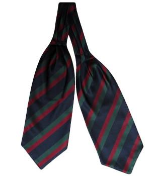 Black Watch Polyester Cravat - regimentalshop.com