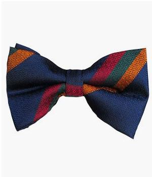 Duke of Lancaster's Regiment Polyester (Pretied) Bow Tie