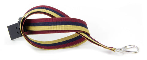 Royal Army Medical Corps (RAMC) Lanyard