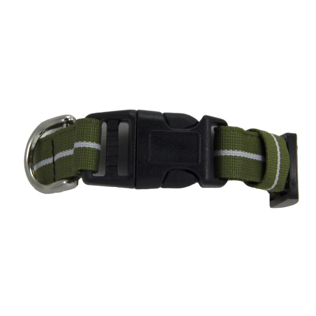 Green Howards Dog Collar - regimentalshop.com
