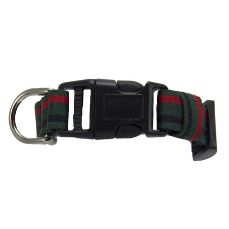 Royal Green Jackets Dog Collar