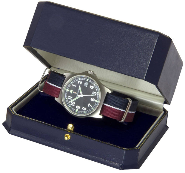 Queen's Dragoon Guards G10 Military Watch - regimentalshop.com