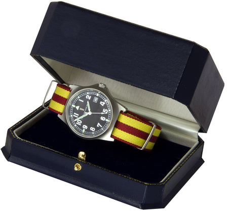 9th/12th Royal Lancers G10 Military Watch - regimentalshop.com