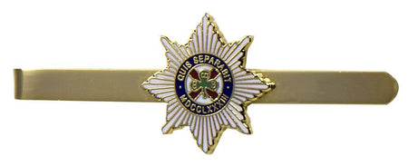 Irish Guards Tie Clip
