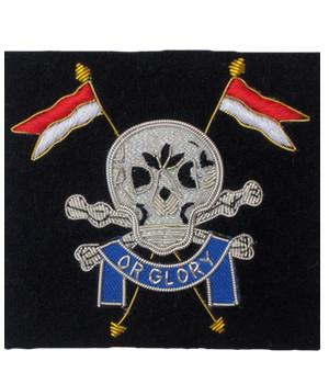 Queen's Royal Lancers Blazer Badge