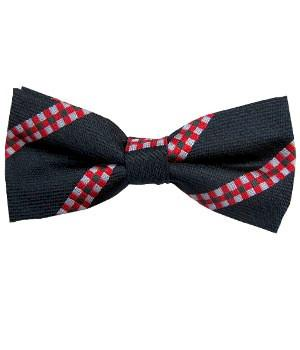 King's Own Scottish Borderers Polyester (Pretied) Bow Tie - regimentalshop.com