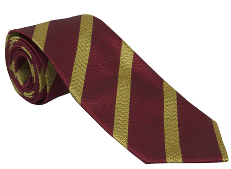 9th/12th Royal Lancers Polyester Tie - regimentalshop.com