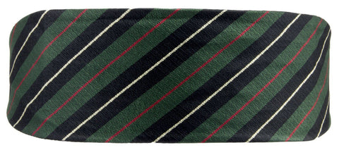 Royal Irish Rangers Silk Non Crease Cummerbund