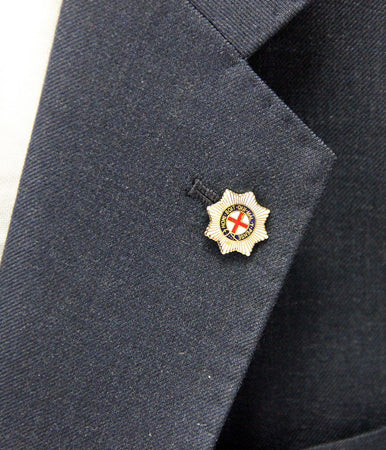 Coldstream Guards Lapel Badge