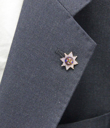 Irish Guards Lapel Badge - regimentalshop.com