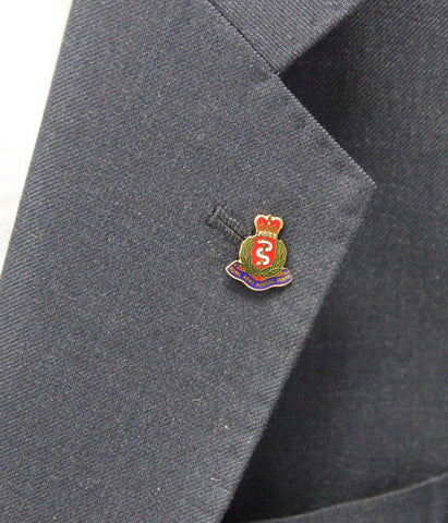 Royal Army Medical Corps Lapel Badge