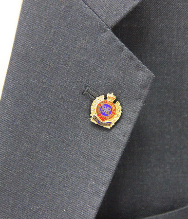 Royal Engineers Lapel Badge - regimentalshop.com