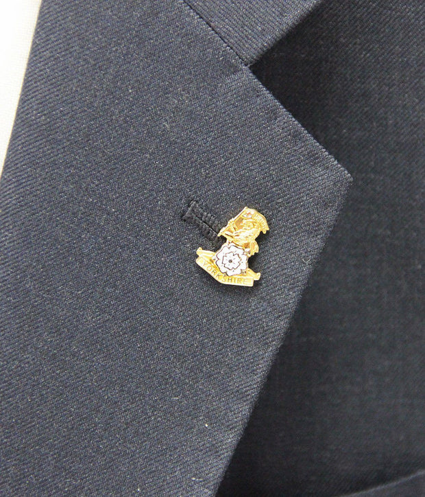 Yorkshire Regiment Lapel Badge - regimentalshop.com