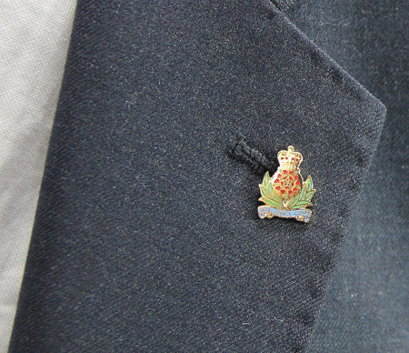 Intelligence Corps Regiment Lapel Badge - regimentalshop.com