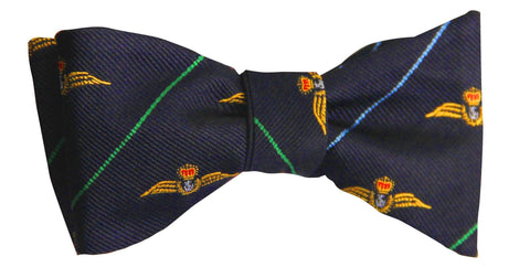 FAA Squadron Silk (Self Tie) Bow Tie