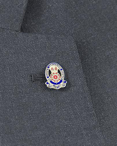 Queen's Lancashire Regiment Lapel Badge