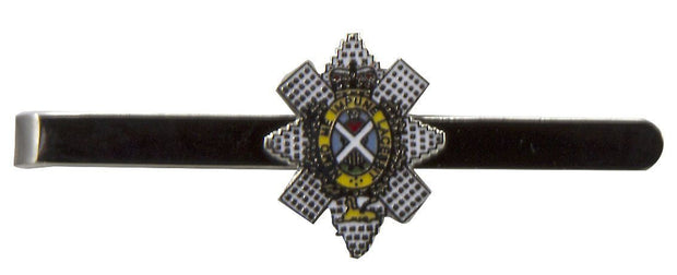 Black Watch Tie Clip/Slide - regimentalshop.com