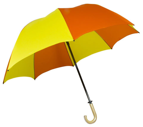 Orange & Yellow Umbrella