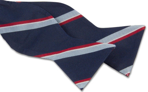 Royal Naval Air Service Silk (Self Tie) Bow Tie