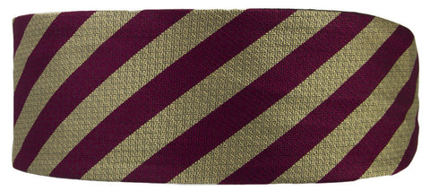 Cheshire Regiment Silk Non Crease Cummerbund