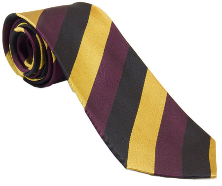 Prince of Wales's Own Regiment of Yorkshire Silk Tie