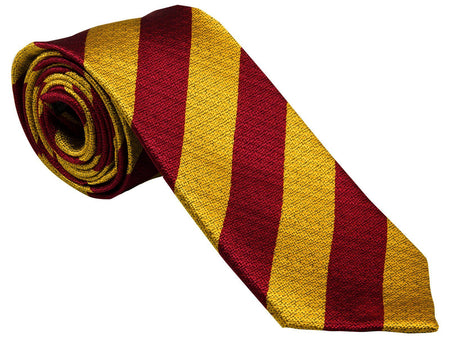 158 Transport Regiment RLC Silk Non Crease Tie - regimentalshop.com