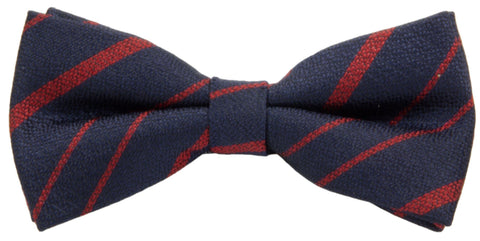 Royal Military Police Silk Non Crease Pretied Bow Tie