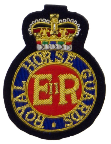 Royal Horse Guards Blazer Badge - regimentalshop.com