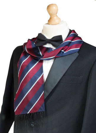Royal Air Force (RAF) Silk Scarf - regimentalshop.com