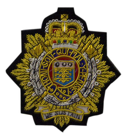 Royal Logistic Corps (RLC) Blazer Badge