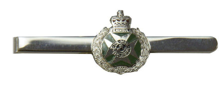 Royal Green Jackets Regiment Tie Clip/Slide - regimentalshop.com