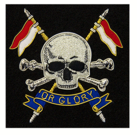 Royal Lancers Blazer Badge
