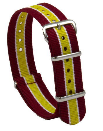 Royal Lancers G10 Watch Strap - regimentalshop.com