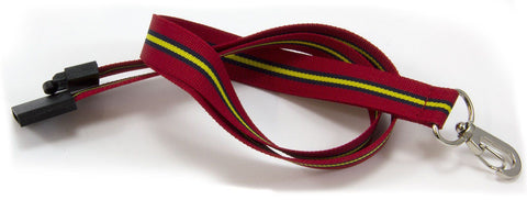 Royal Artillery Stable Belt  Lanyard