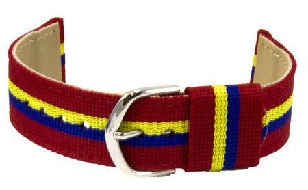 Sandhurst Two Piece Watch Strap - regimentalshop.com