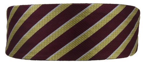 The Royal Lancers Silk Non Crease Cummerbund