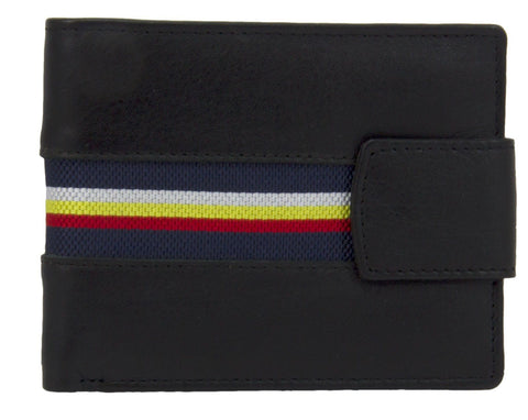 Royal Scots Dragoon Guards Leather Wallet