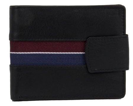 Queen's Dragoon Guards Leather Wallet - regimentalshop.com