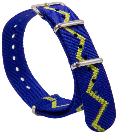 Royal Scots Dragoon Guards Vandyke G10 Watch Strap - regimentalshop.com