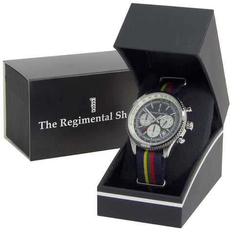 Royal Marines Military Chronograph Watch