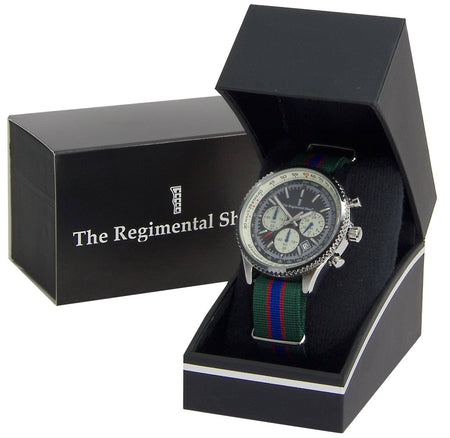 Royal Irish Regiment Military Chronograph Watch - regimentalshop.com
