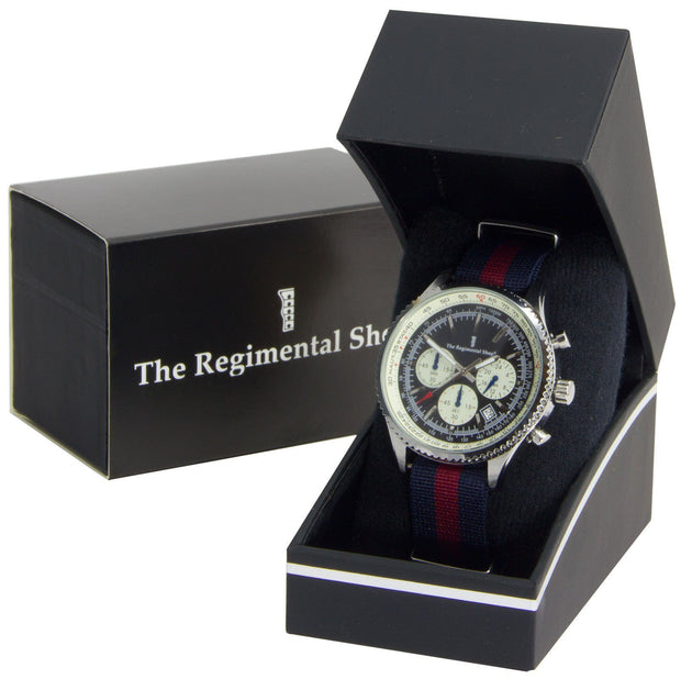 Household Division (Guards) Military Chronograph Watch - regimentalshop.com