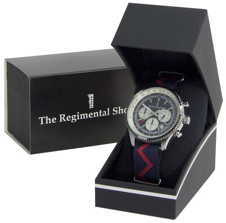 Royal Artillery Military Chronograph Watch - regimentalshop.com