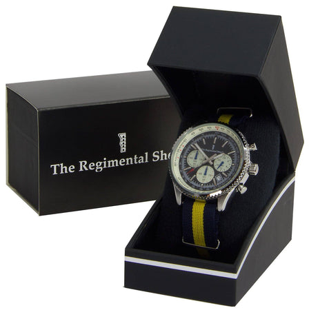 Princess of Wales's Royal Regiment (PWRR) Chronograph Watch - regimentalshop.com