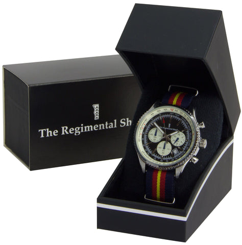 Royal Anglian Regiment Chronograph Watch