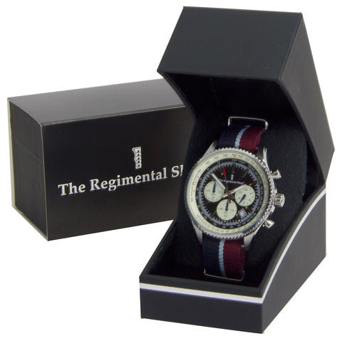 Royal Air Force (RAF) Military Chronograph Watch