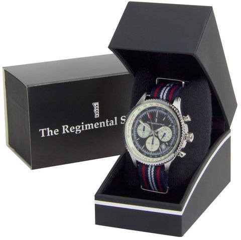 Royal Corps of Transport Military Chronograph Watch