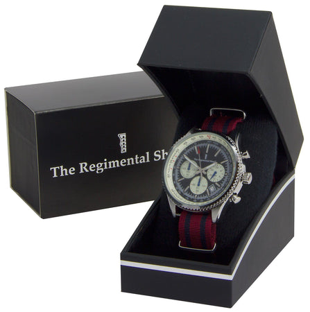 Royal Engineers Military Chronograph Watch - regimentalshop.com